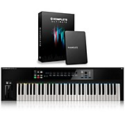 Native Instruments KOMPLETE KONTROL S61 Keyboard Controller with KOMPLETE 11 Ultimate