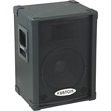 "Kustom KPC12P 12"" Powered PA Speaker"