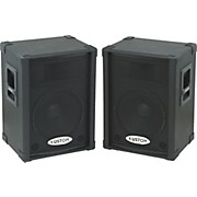 Kustom PA KPC12P Powered Speaker Pair