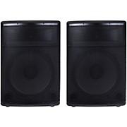 """Kustom PA KPX115 15"""" Passive Speaker Pair"""
