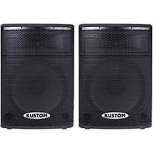"""Kustom PA KPX115P 15"""" Powered Speaker Pair"""