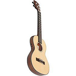 Kala Mahogany Travel Tenor Acoustic-Electric Ukulele (KA-SSTU-TE)