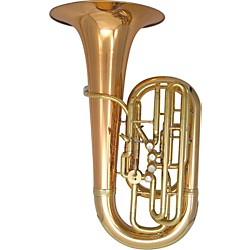 Kanstul Model 80-S 3/4 F Side Action Concert Tuba (80-S-1)