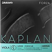 D'Addario Kaplan Series Viola C String