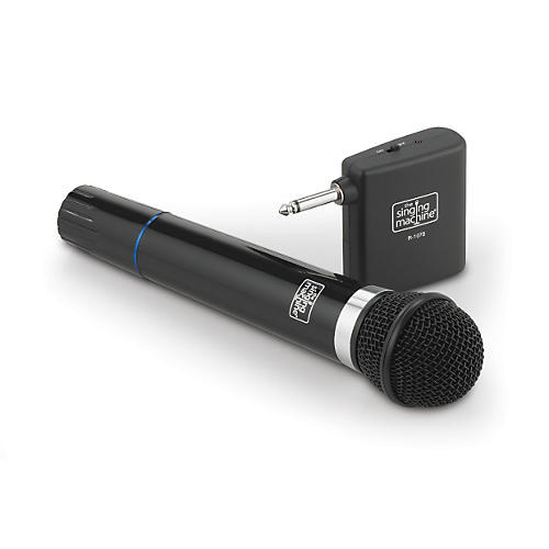 The Singing Machine Karaoke Wireless Microphone-thumbnail