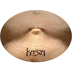 Kasza Cymbals Ruckus Bell Heavy Rock Ride Cymbal (R23RBR)