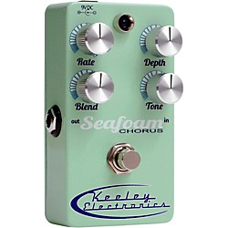 Keeley Seafoam Chorus Guitar Effects Pedal (KSEA)