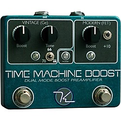 Keeley Time Machine Boost Guitar Effects Pedal (0868515005)