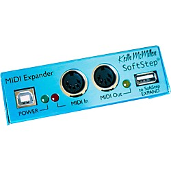 Keith McMillen Instruments MIDI Expander (K-701)