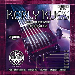 Kerly Music Kerly Kues Nickel Wound Electric Guitar Strings - Light Top Heavy Bottom (KQX-1052)
