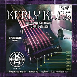 Kerly Music Kerly Kues Nickel Wound Electric Guitar Strings Jazz Heavy (KQX-1356)