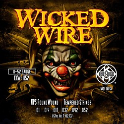 Kerly Music Kerly Wicked Wire NPS Electric Hybrid 11-52 (KXW-1152)
