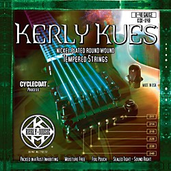 Kerly Music Kues Nickel Wound Electric Guitar Strings - Heavy (KQX-1148)