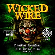 Kerly Music Kerly Wicked Wire NPS Electric Heavy 11-56