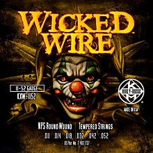 Kerly Music Kerly Wicked Wire NPS Electric Hybrid 11-52