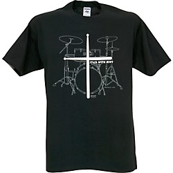 "Kerusso ""Stick with Jesus"" T-Shirt (APTASTJMD)"