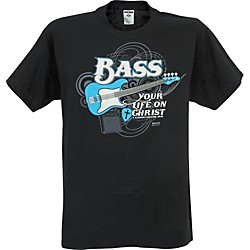 Kerusso Bass Your Life T-Shirt (APT1000LG)
