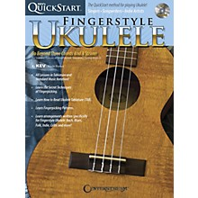 Centerstream Publishing Kev's Quickstart For Fingerstyle Ukulele Book/CD