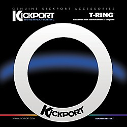 Kickport T-Ring Bass Drum Template/Reinforcement Ring (TRG-WH)