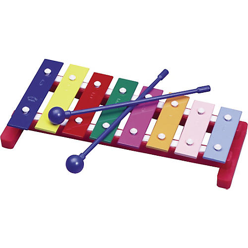 Hohner Kids Colorful Glokenspiel with Mallets-thumbnail
