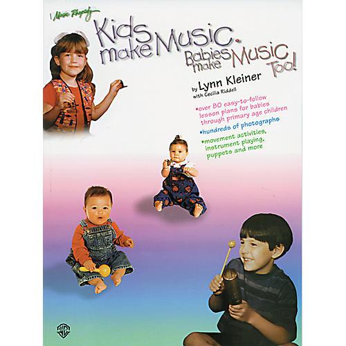 Rhythm Band Kids Make Music, Babies Make Music, Too! (Teacher's Book)
