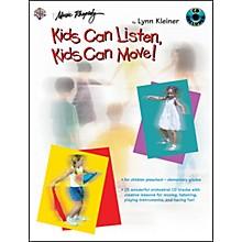 Alfred Kids Make Music Series: Kids Can Listen, Kids Can Move! Book/CD