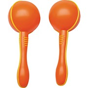 Hohner Kids Mini Maracas Pair, Assorted Colors