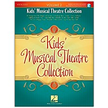 Hal Leonard Kid's Musical Theatre Collection Volume 2 Book/Online Media