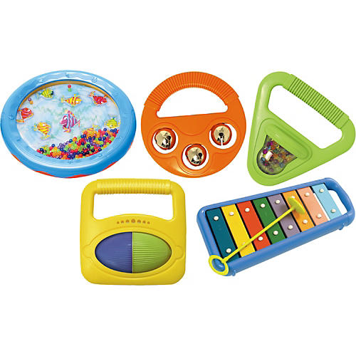 Hohner Kids Toddler Music Band Set of 5 Pieces