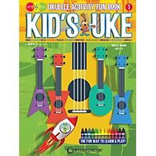 Centerstream Publishing Kid's Uke - Ukulele Activity Fun Book