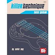 Mel Bay Killer Technique: Bass Guitar