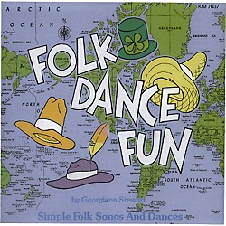 Kimbo Folk Dance Fun (KIM7037CD)