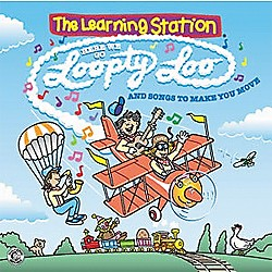 Kimbo Here We Go Loopty Loo (CD) (KUB8000CD)