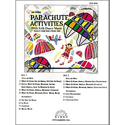 Kimbo Parachute Activities with Folk Dance Music (KEA9090CD)