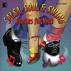 Kimbo Salsa, Soul & Swing (KIM9159CD)