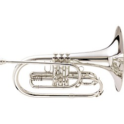 King 1121 Ultimate Series Marching F Mellophone (1121SP)