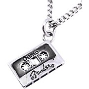 Fender King Baby Cassette Necklace