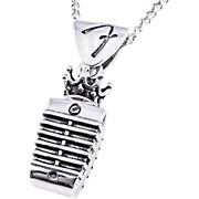 Fender King Baby Microphone Necklace