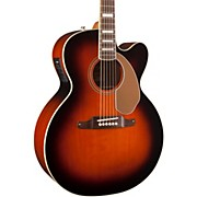 Fender Kingman Jumbo SCE Acoustic-Electric Guitar