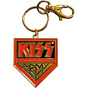 C&D Visionary Kiss Army Metal Keychain