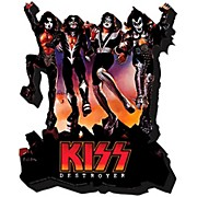 Hal Leonard Kiss Destroyer  Chunky Magnet