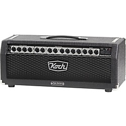 Koch Powertone II 6550 120W Tube Guitar Amp Head (PTII120-H/6550)