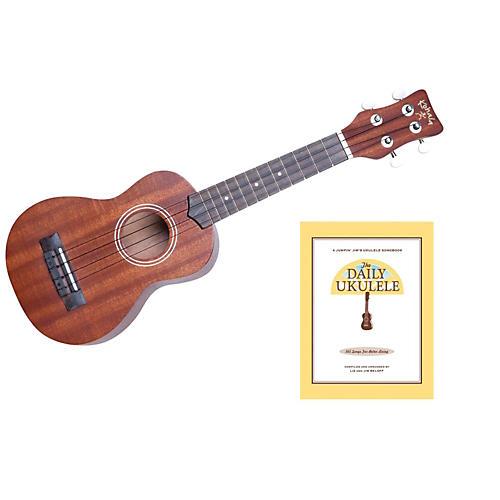 Hohner Kohala KOGS Soprano Ukulele and Songbook Kit-thumbnail
