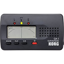 Korg GA-1 Guitar and Bass Tuner (GA1)