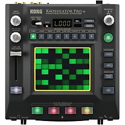Korg Kaossilator Pro+ Dynamic Phrase Synthesizer/Loop Recorder (KOPROPLUS)