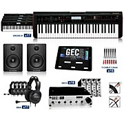 Korg Korg Kross 61 Keyboard Lab (16 Students plus Teacher)