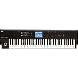 Korg M50 73-Key Compact Workstation (M5073 Restock)