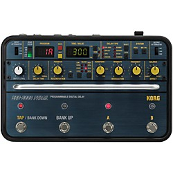 Korg SDD-3000 Delay Guitar Effects Pedal (SDD3000PDL)
