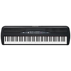 Korg SP-280 88-Key Digital Piano with Stand (SP280BK)