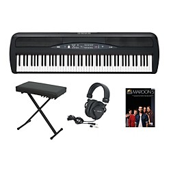 Korg SP-280 Keyboard Package (KORGSP280A)